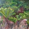 """Hogweed"" (oil) by Yuri Lempl"