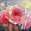 """""""Dawn"""" (watercolor) by Xuelin Li"""