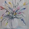 """White fantasy"" (oil) by Tamara Kaytmazova"
