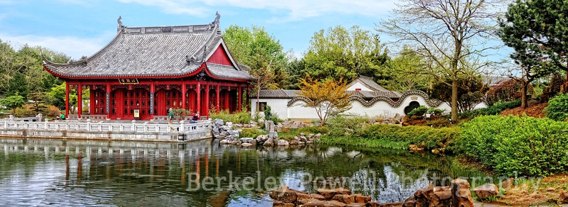 Chinese Temple Grounds