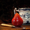 PEAR PITCHER KNIFE