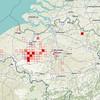 "Observations de Lathrée clandestine en Belgique (2006-2016)<br /> Source : <a href=""http://observations.be/soort/maps/6952?from=2006-08-26&to=2016-08-26&count_ex=0&only_valid=0&grid=5000&kwart=0&st=&second_specie"">http://observations.be/soort/maps/6952?from=2006-08-26&to=2016-08-26&count_ex=0&only_valid=0&grid=5000&kwart=0&st=&second_specie</a>="