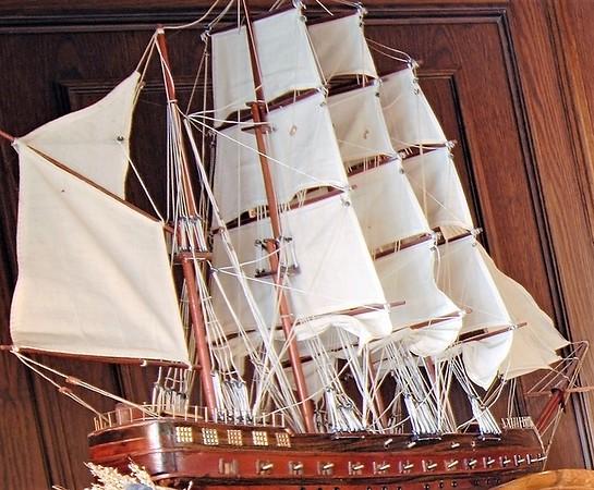 Boat - Interior / Details
