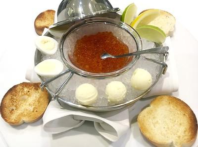 Starter - Russian caviar Malossol - 695,- Kč