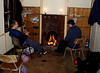 Neil and Andy spend New Year in a bothy