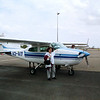 Departing for the Kalahari Desert, Botswana