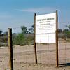 Departing the Kalahari Desert