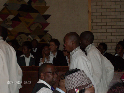 Installation of the Dean 006