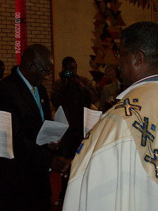 Installation of the Dean 042