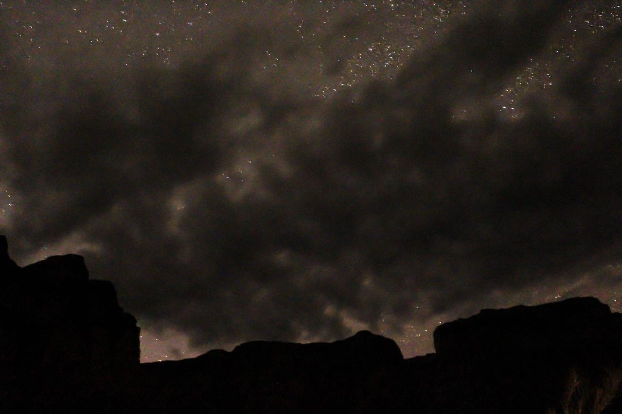 Nankoweap Cloudy stars