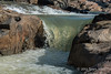 Epupa-river,-small-waterfall-&-pool, Namibia
