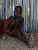Himba,-young-children,-Epupa,-Namibia
