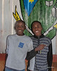 Pair-of-school-boys,-Epupa,-Namibia