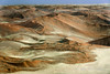 Naukluft-Desert-from-air-1,-near-Sossusvlei,-Namibia