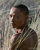 Bushman-portrait,-Intu-Africa