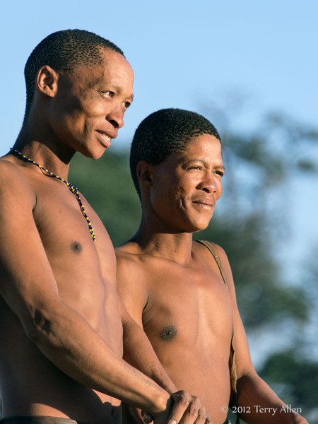 Bushman-portrait