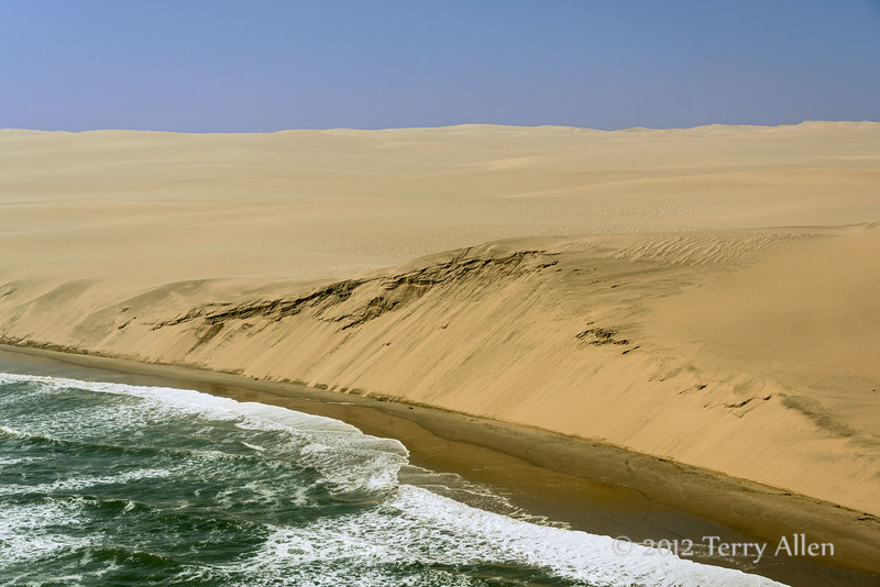 Skeleton-Coast,-where-the-sand-dunes-meet-the-sea-1