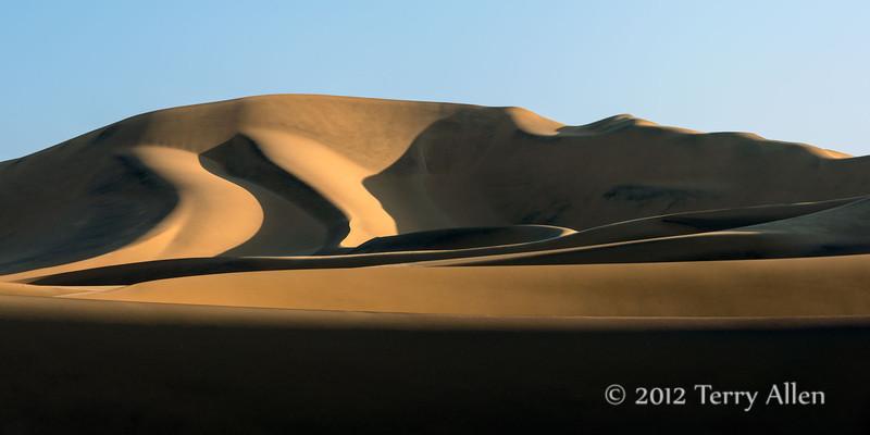 Sand-dunes-at-sunset-3,-Swakopmund