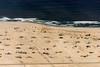 Beach-vacation-houses,-Swakopmund,-Namibia
