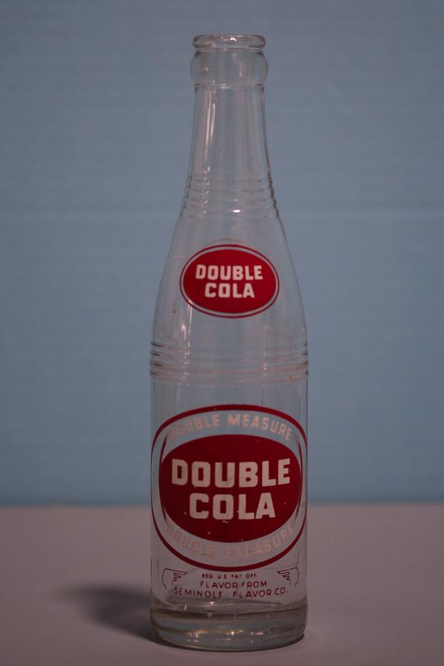 Double-Cola Bottling Company<br /> Seminole Flavor Co.