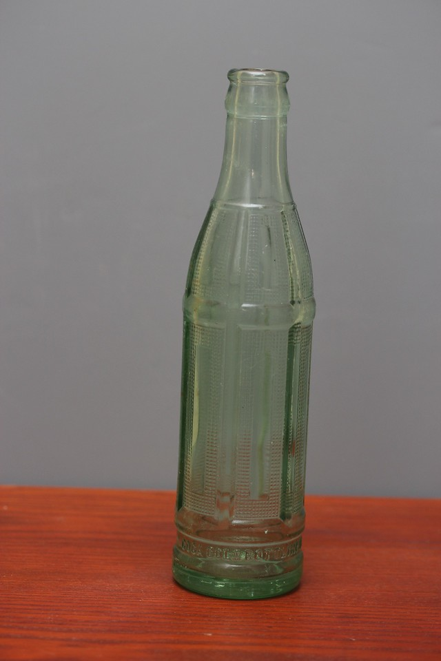 Coca-Cola Bottling Company<br /> Clifton,Texas<br /> Flavor Bottle<br /> Acquired from Gypsy Trunk & Fabulous Junk<br /> Burleson, Texas