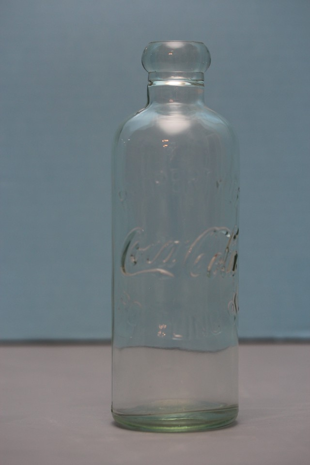 Coca-Cola Bottling Company<br /> Replica Bottle