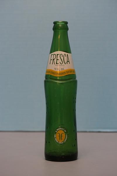 Fresca Bottle