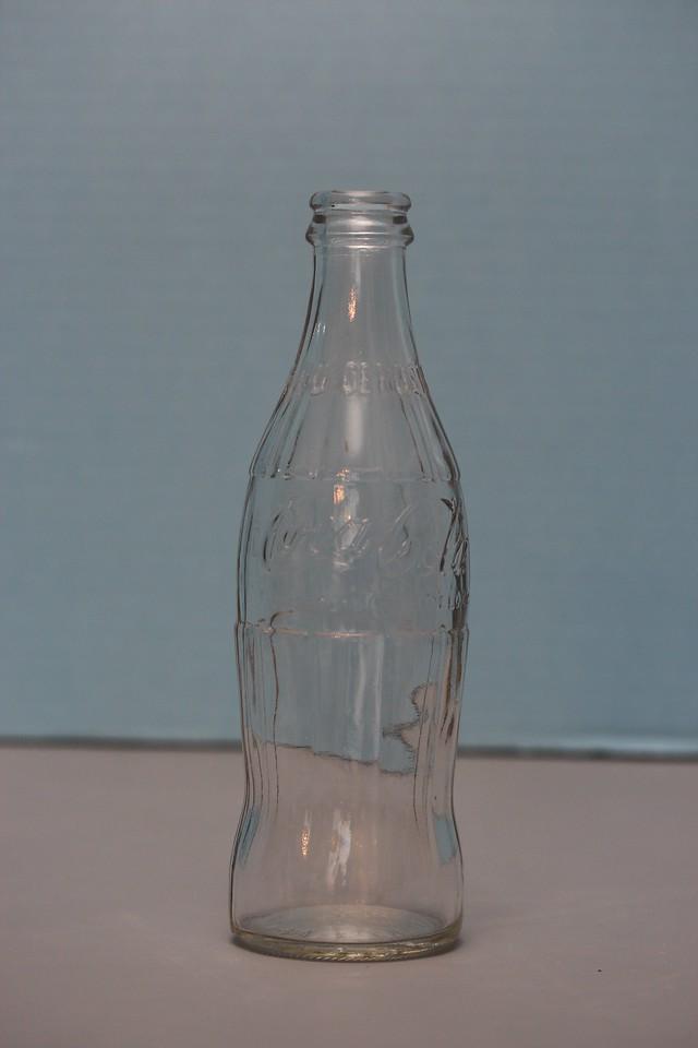 Coca-Cola Bottling Company<br /> No Deposit-No Return (Clear)
