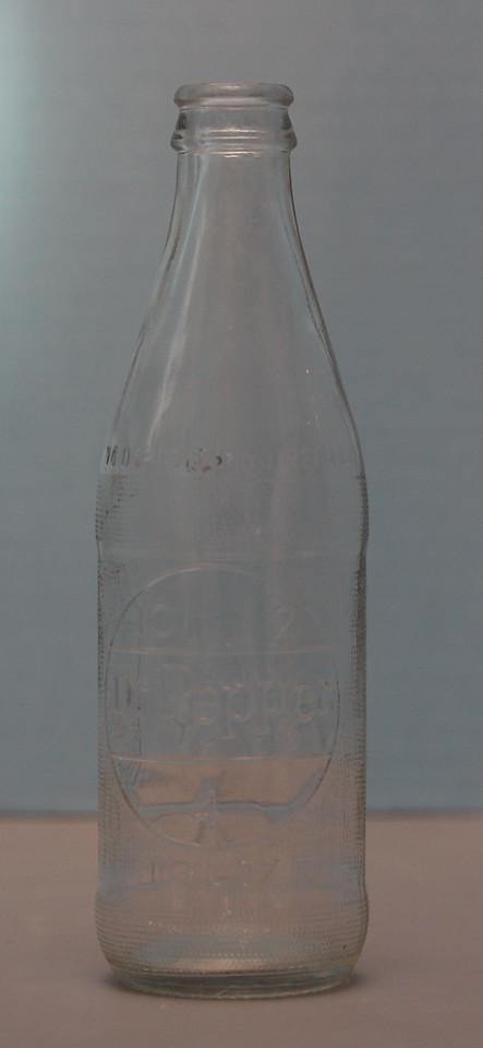 Dr. Pepper No Deposit-No Return Bottle