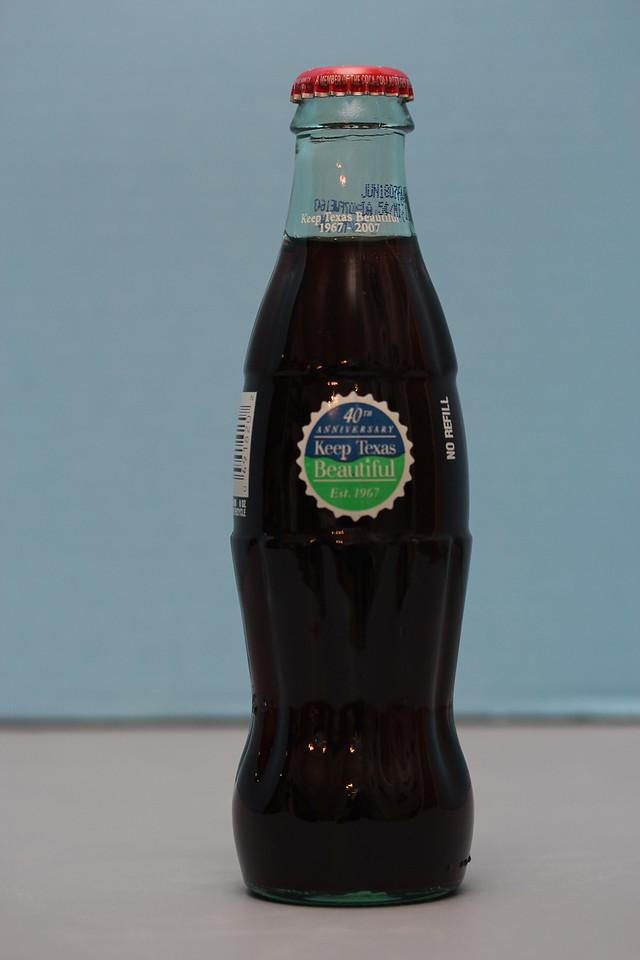 "Coca-Cola Bottling Company<br /> ""Keep Texas Beautiful"""