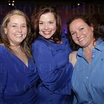 Gretchen Rinehart, Kelly Reinecke and Anissa Hawkins.