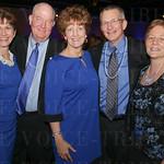 Robin and Steve Powell, Jill and Mark Vanderwerp and Carol Walton.