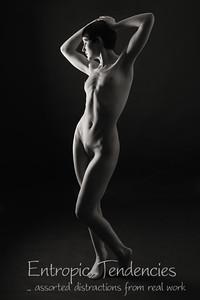 Anita De Bauch studio nude