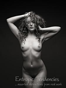 Ivory Flame - studio nude