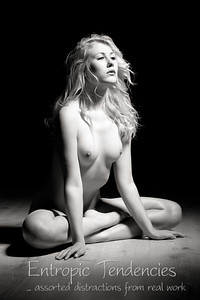 Raphaella - studio nude