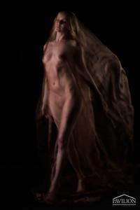 Carla Monaco - studio nude