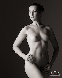 Cassie Jade - Pavilion Studio Nudes Workshop