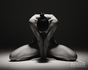 Kayleigh Lush (Pavilion Studio art nude photography workshop)