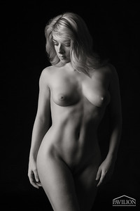 Tillie Feather - studio nude