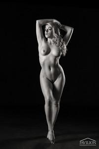 Tillie Feather - studio nude