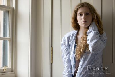 Jen Somerfield - boudoir nudes