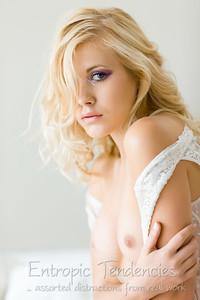 Raphaella - boudoir nude