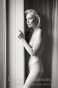 Zara Watson - natural light boudour/nude