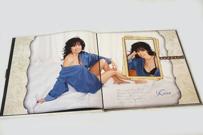 12x12 Prestige Layflat Book