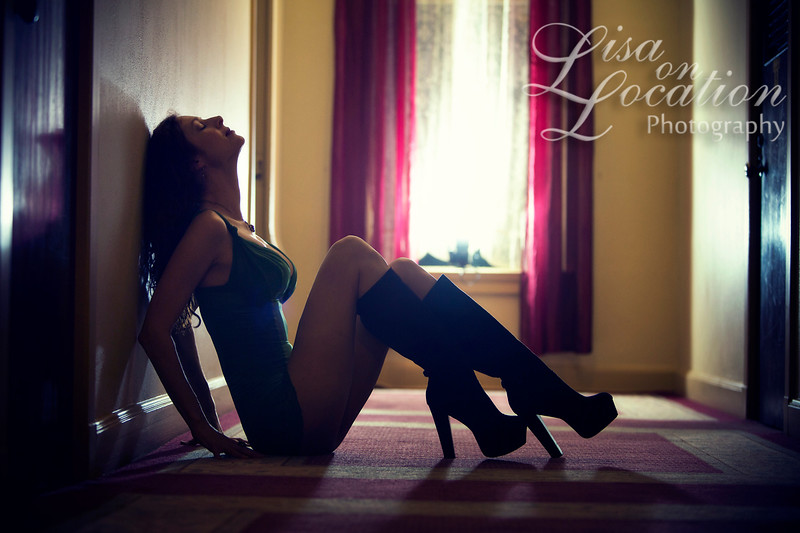 New Braunfels and San Antonio Boudoir Photography