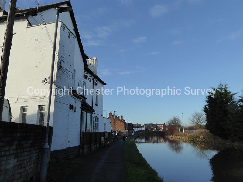 Bridge Inn: Tarvin Road: Boughton