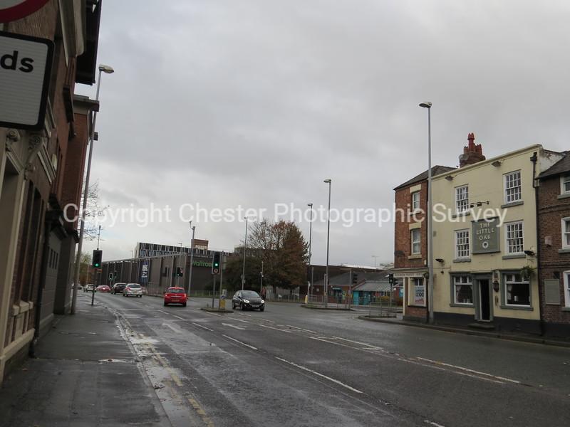 Waitrose, Evans Cycles, HSL & The Little Oak: Boughton