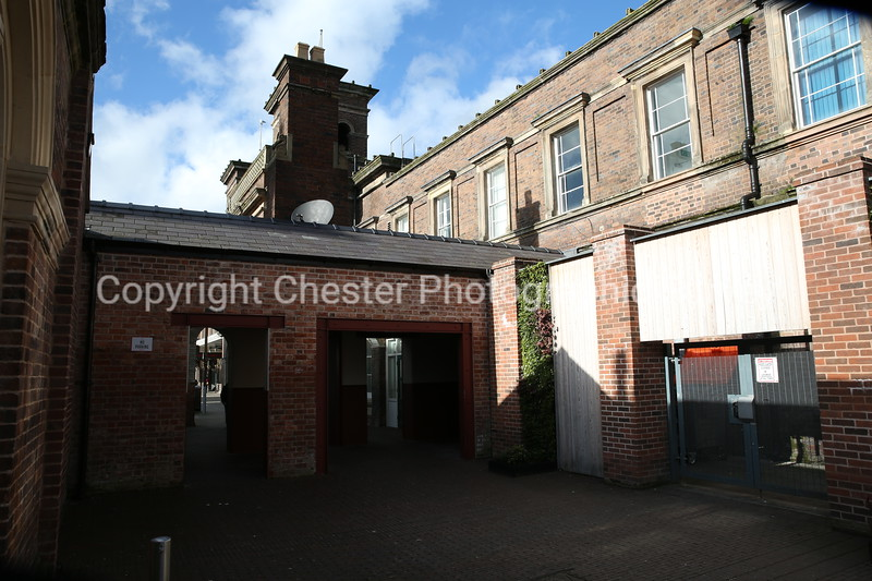City Place: Chester Railway Station: Station Road