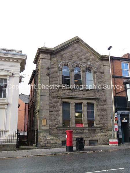 Chapel House of English Presbyterian Church of Wales: City Road