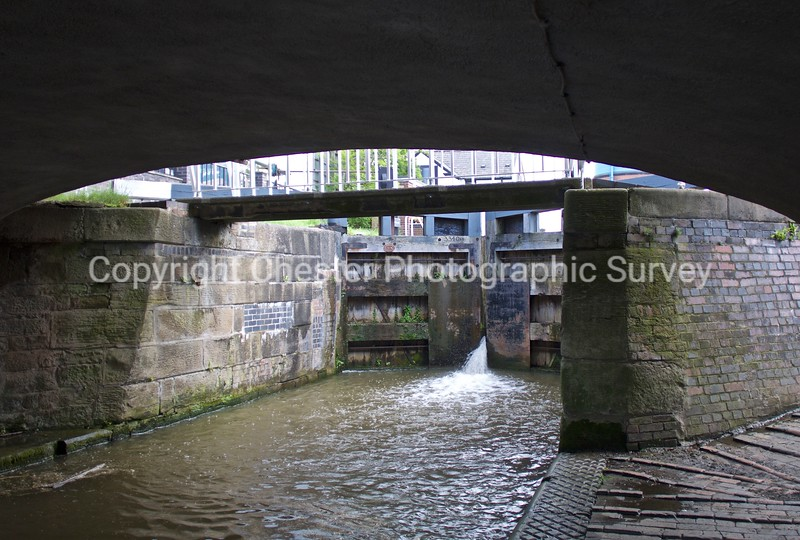 Hoole Lane Locks: Boughton